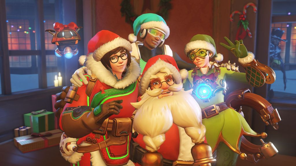 Overwatch is famous for its seasonal content