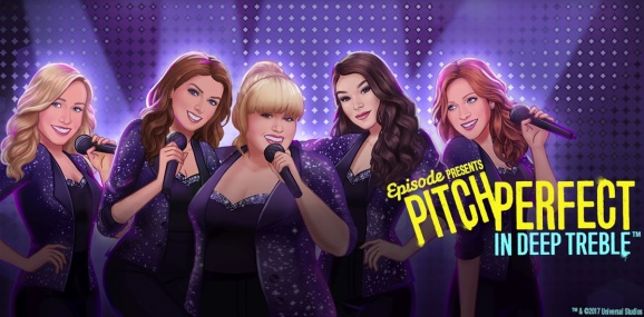 Pocket gems launches pitch perfect interactive mobile story pocket gems launches pitch perfect interactive mobile story voltagebd Choice Image