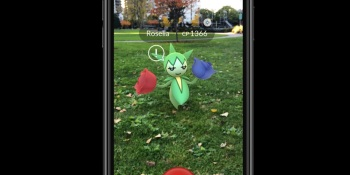 Pokémon Go gets better augmented reality thanks to ARKit on iOS