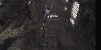 Sony to launch free demo of The Last Guardian VR on December 12