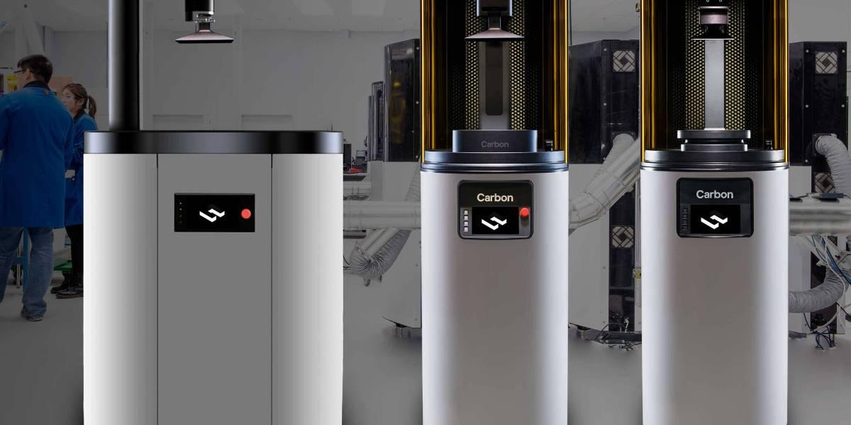 Carbon's printers