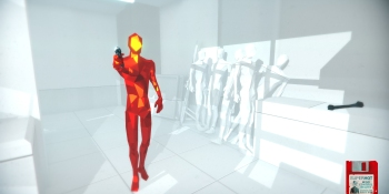 Superhot, one of VR's success stories.