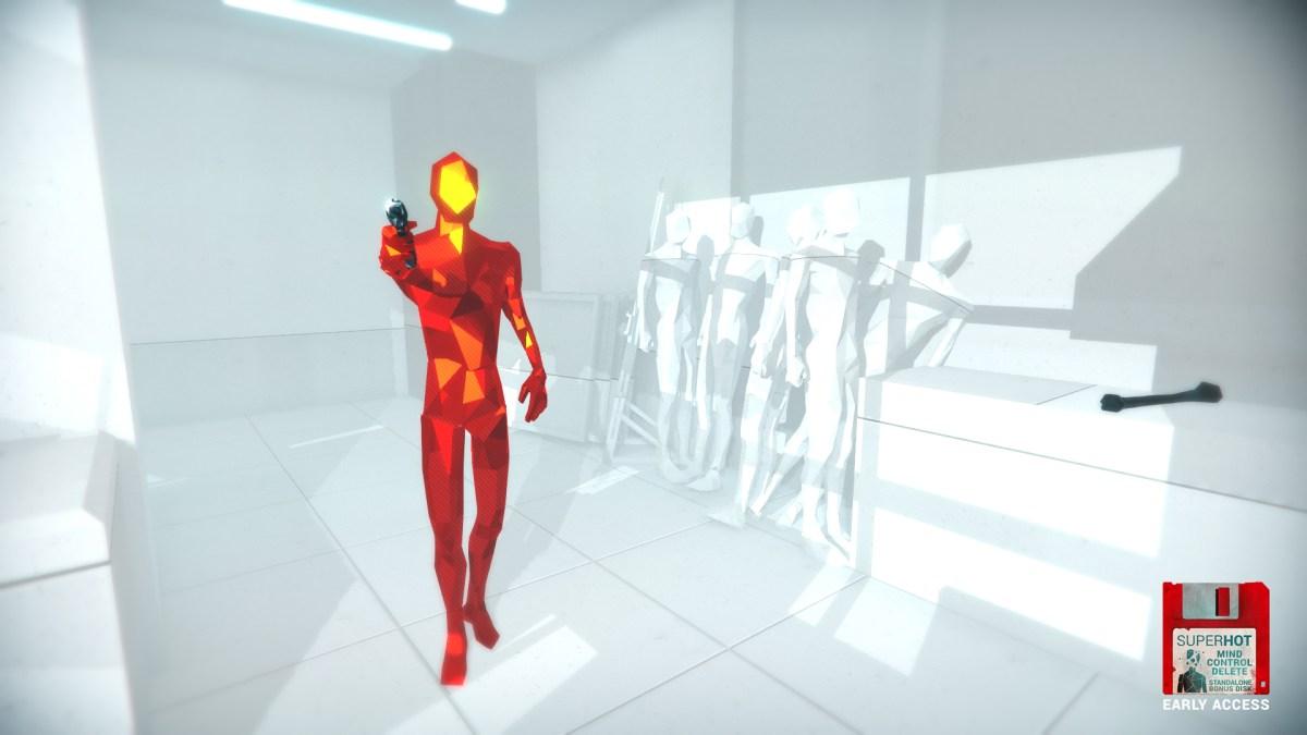 Superhot VR studio tested 'larger' levels for Oculus Quest port