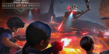 Star Wars VR experience is coming to The Void's new Southern California and Vegas venues