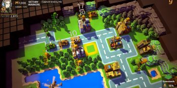 Tiny Metal adheres to Advance Wars' most important feature — math