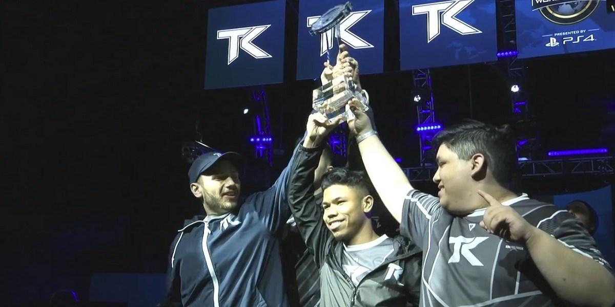 Team Kaliber takes Call of Duty World League Dallas finals ...