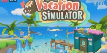 Owlchemy Labs unveils Vacation Simulator as its next VR title