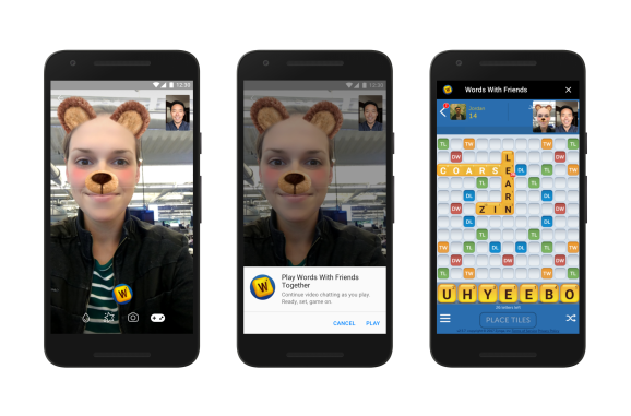 photo image Facebook Instant Games gets livestreams — Angry Birds, multiplayer video chat to come