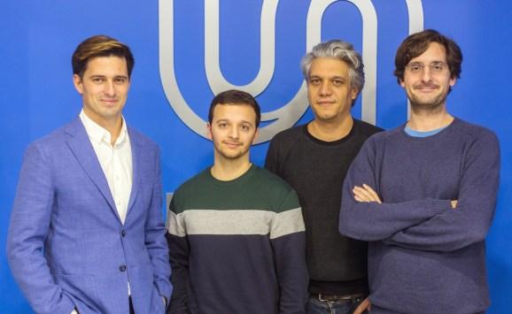 Founders: Vasco pedro, Hugo Silva, Bruno Prezado, João Graça.