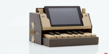 Nintendo Labo could be the second coming of Wii Fit