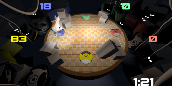 Boomba Cat spins the Roomba kitty meme into a competitive multiplayer game