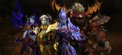 world of warcraft devs on creating level scaling and allied races