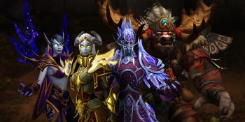 World of Warcraft devs on creating level-scaling and Allied Races