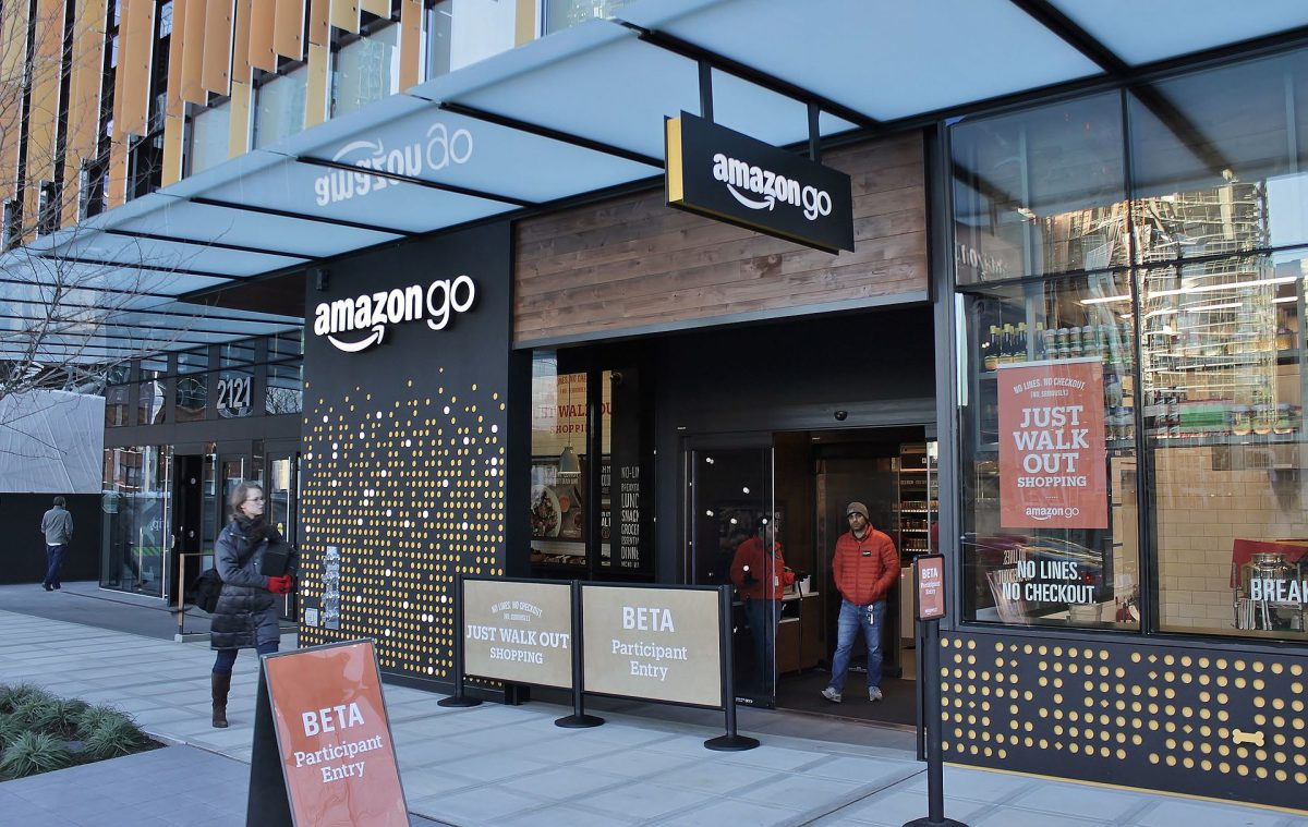 Amazon set to open doors on AI-powered grocery store & Amazon set to open doors on AI-powered grocery store   VentureBeat