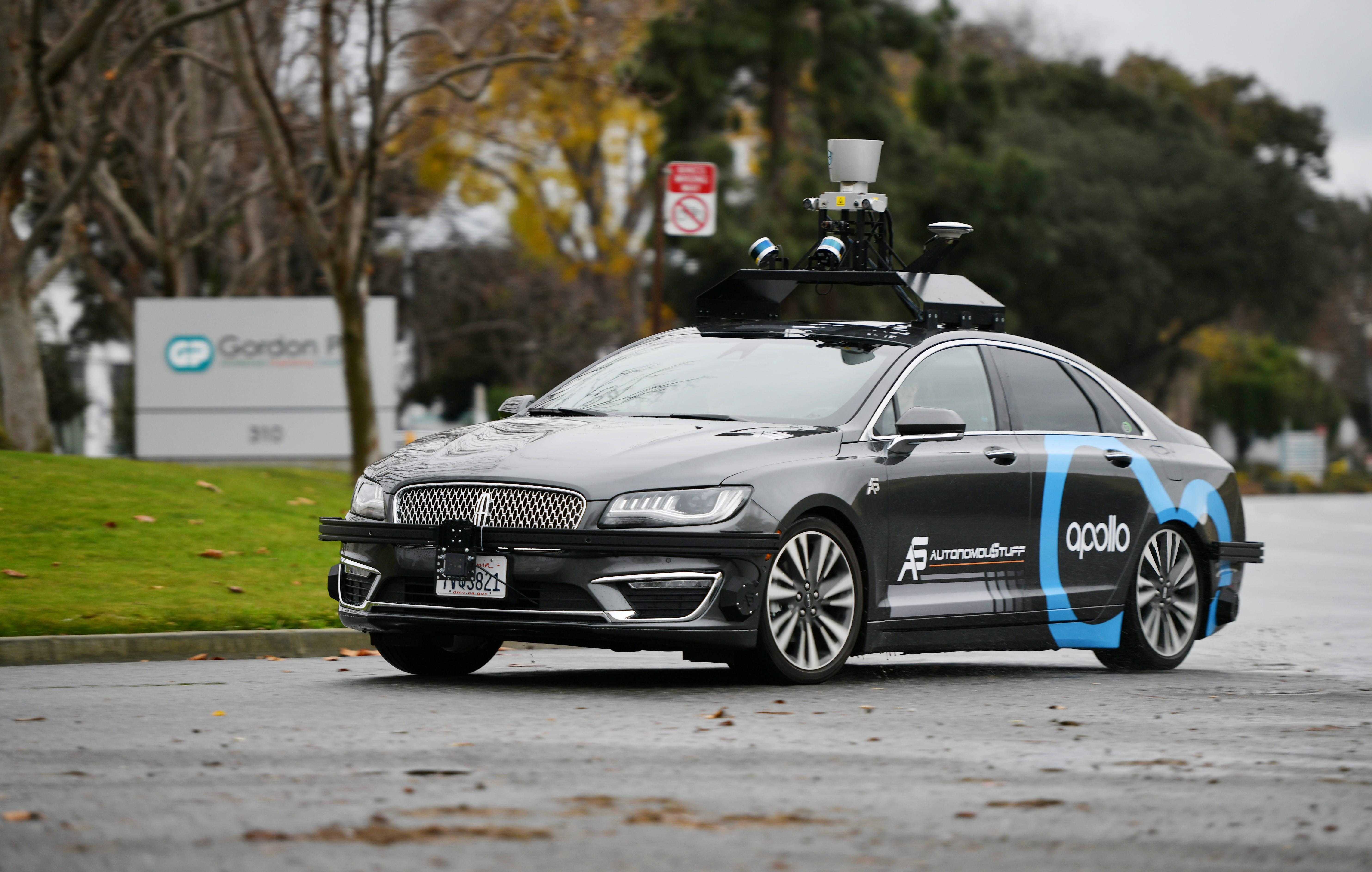 Baidu, NVIDIA and ZF team to drive autonomous vehicles in China
