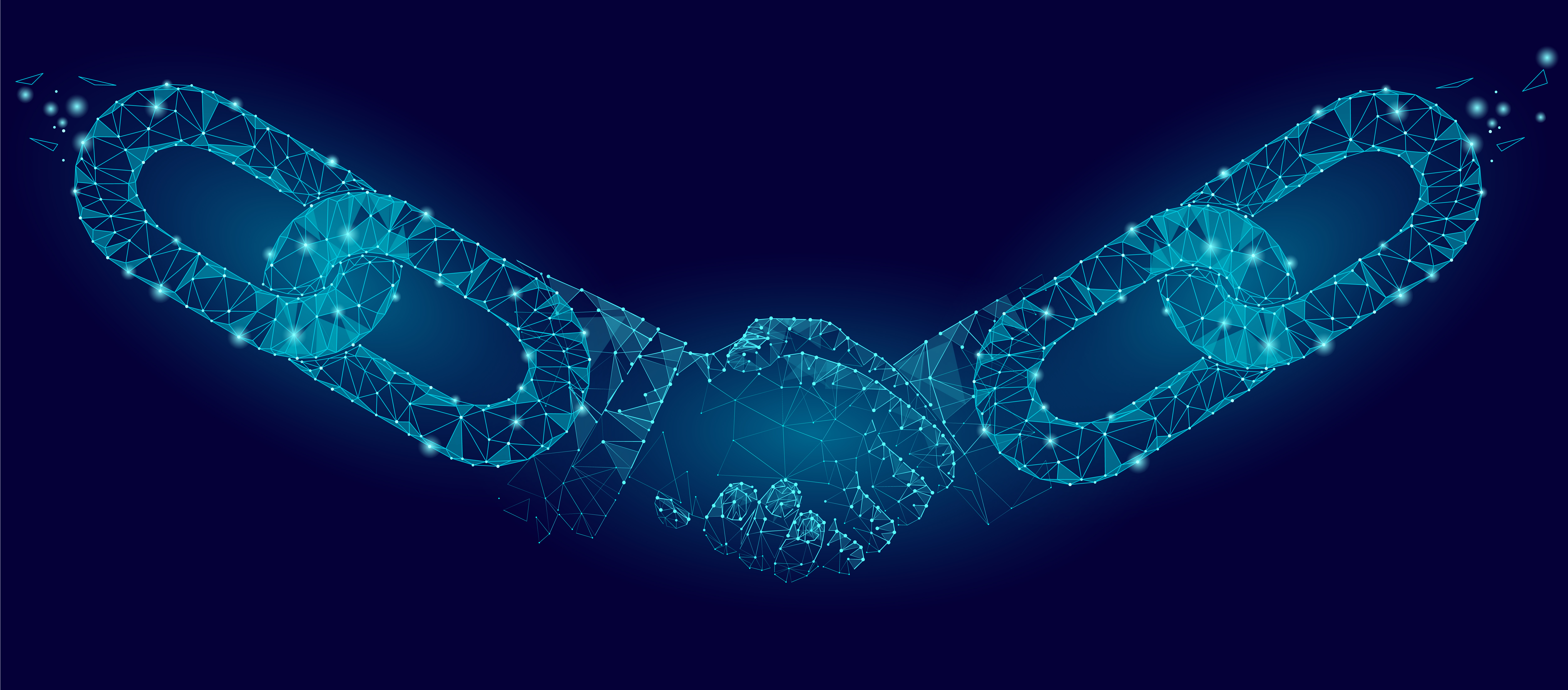 blockchain platform exchange financial