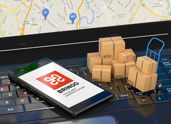 Bringg offers a delivery logistics platform.