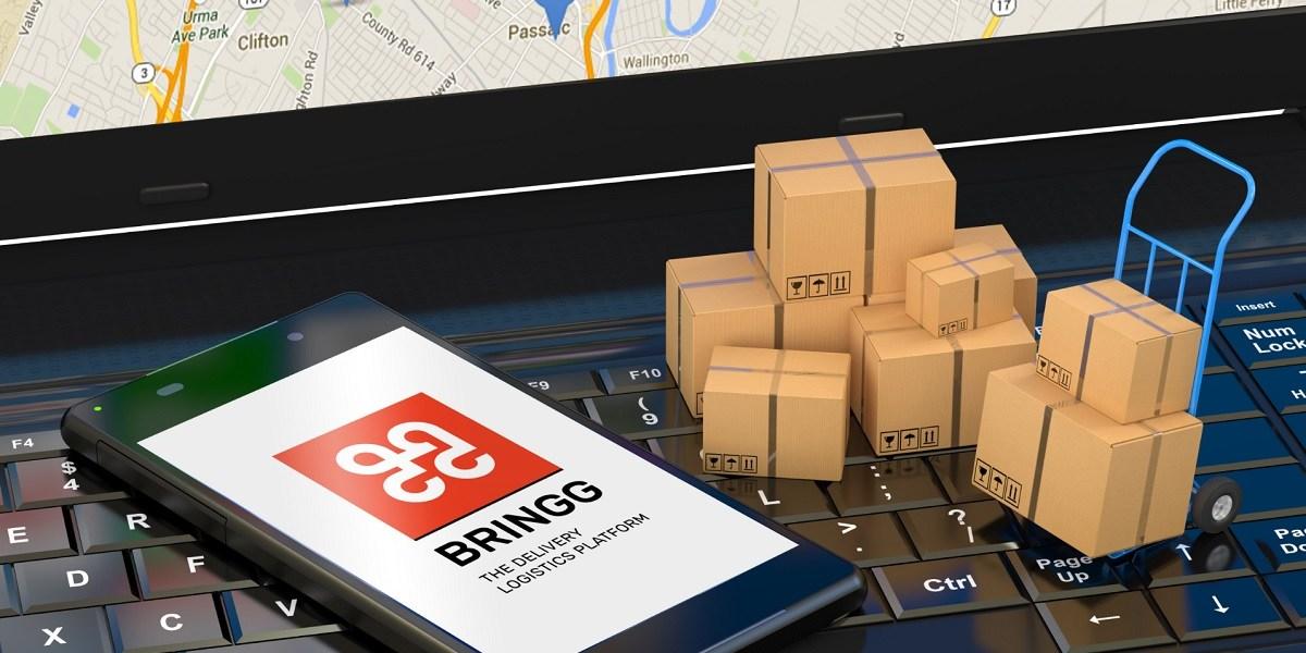 Bringg offers a delivery logistics platform.