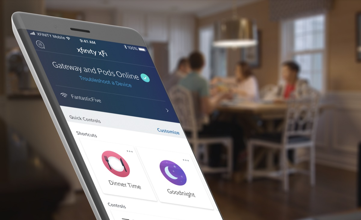 Comcast is bringing home automation to 15 million Xfinity