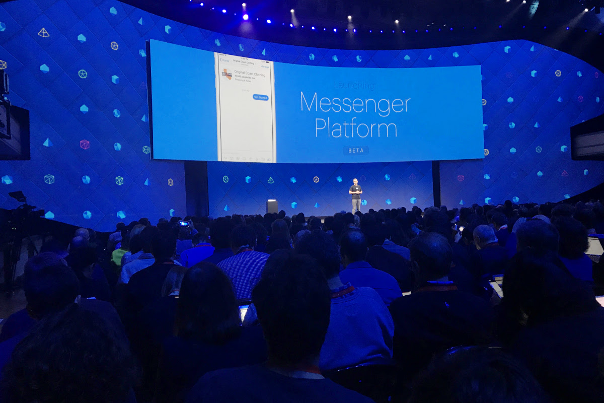 Facebook vows to simplify Messenger in 2018