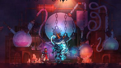 Dead Cells is making me embrace the cheese | VentureBeat