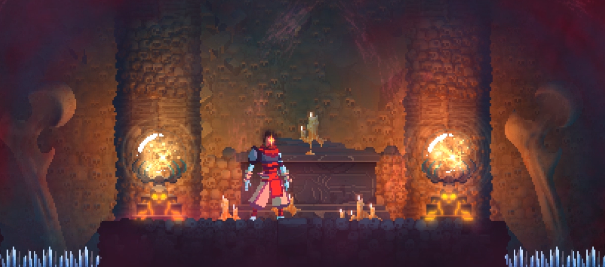 Dead Cells is a mobile hit in China.