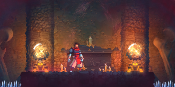 Motion Twin's Dead Cells will slash-and-jump from PCs to consoles later this year