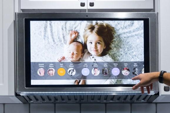 Ge Appliances Introduces Kitchen Hub A Smart Exhaust Vent