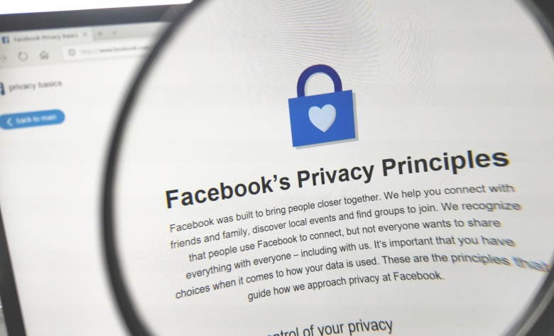 facebook privacy A status update will not negate a change to facebook's privacy policy.