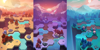 The IndieBeat: Valleys Between is a relaxing puzzler that ponders the environment