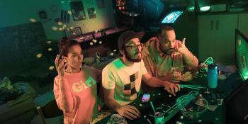 Razer Chroma Room hands-on: A crazy light show at CES 2018