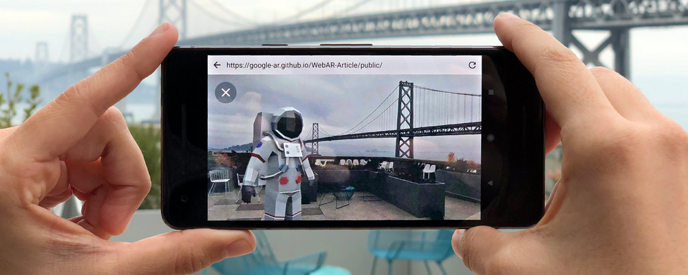 Google's web AR announcement is a boon for advertisers