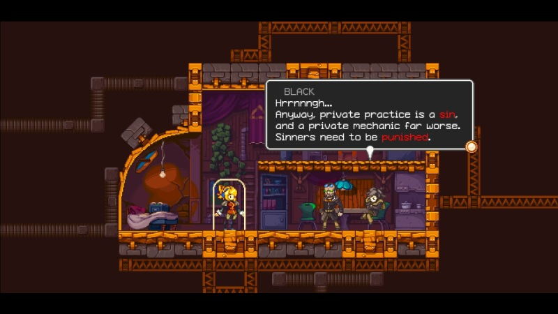 Iconoclasts review — a mechanic's guide to saving the world ...