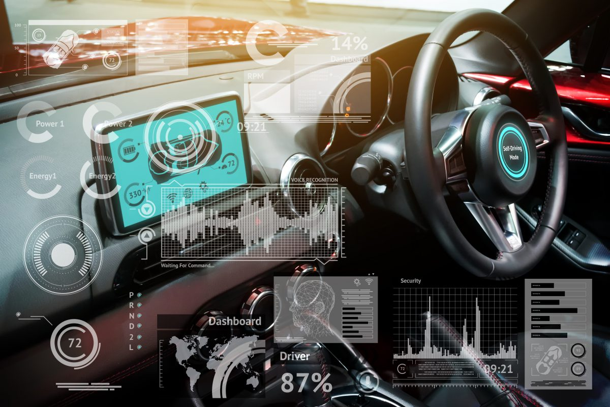 Driverless cars could create a 'fourth screen' for marketers