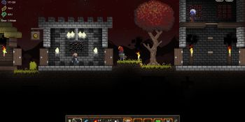 It Lurks Below mixes David Brevik's Diablo with Terraria's sandbox