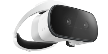 Lenovo unveils Mirage Solo, the first standalone Google Daydream VR headset, coming in Q2 2018