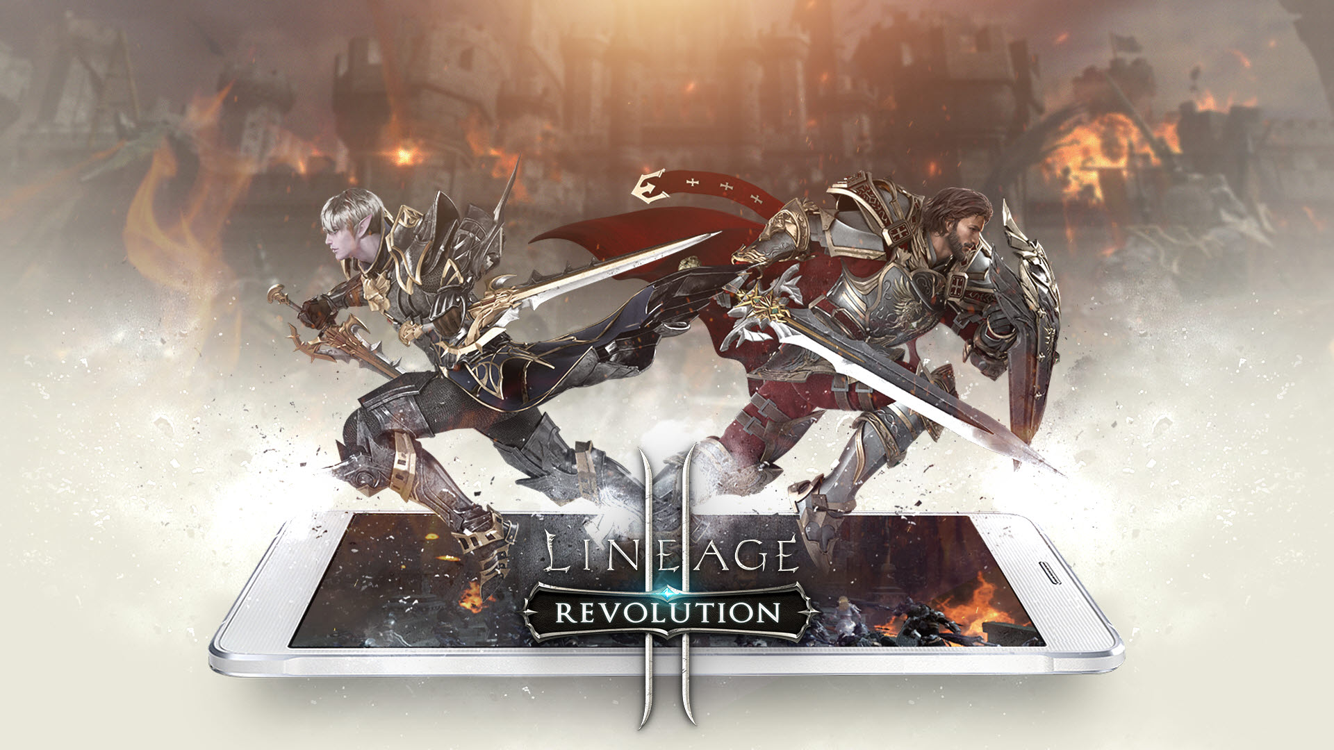 Lineage 2: Revolution celebrates gaining over 5 million
