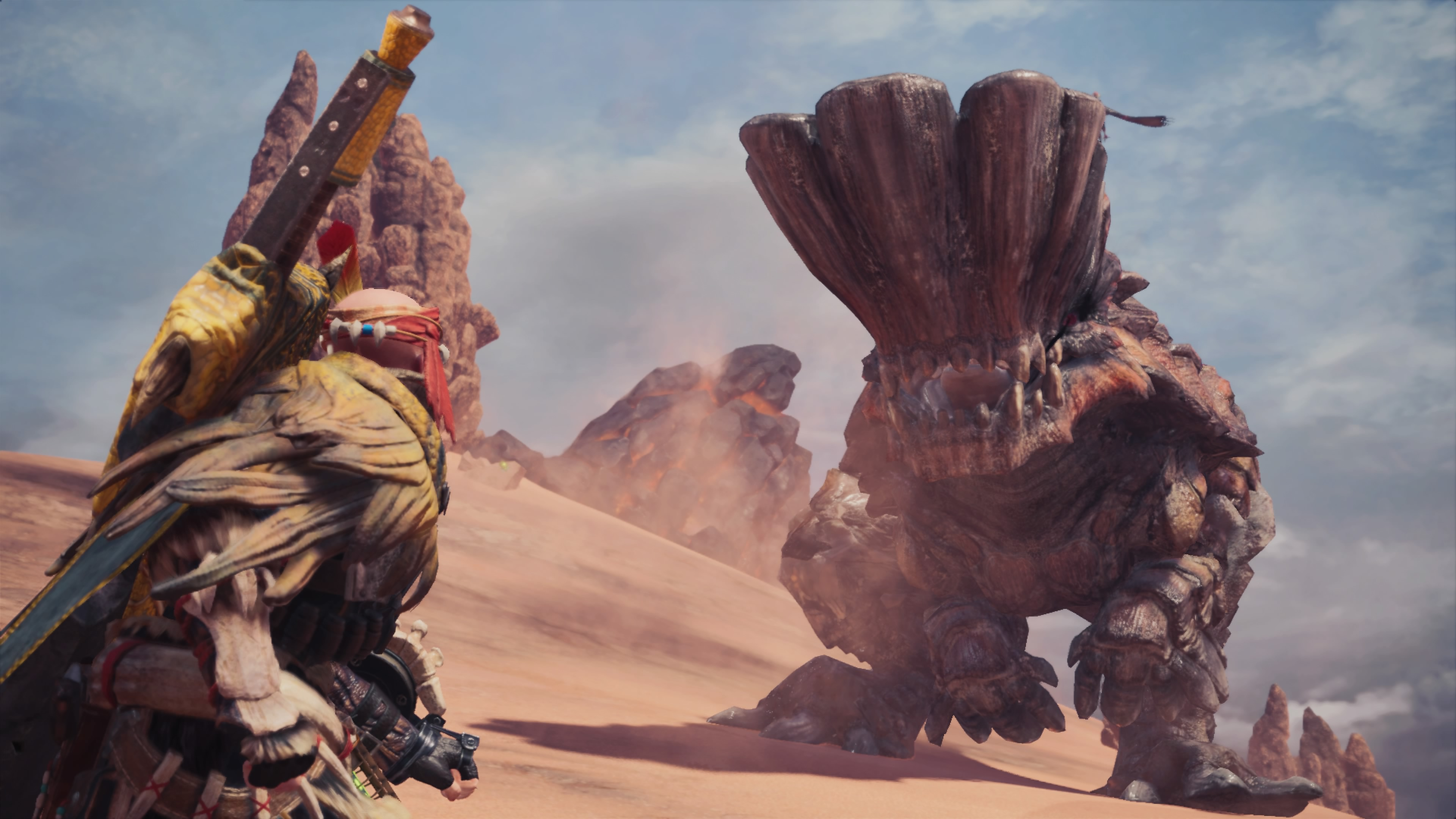 Monster Hunter World Update 1.05 Fixes Squads, Tweaks Bowgun