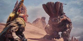 Monster Hunter: World is gonna look sharp when it hits PC on August 9