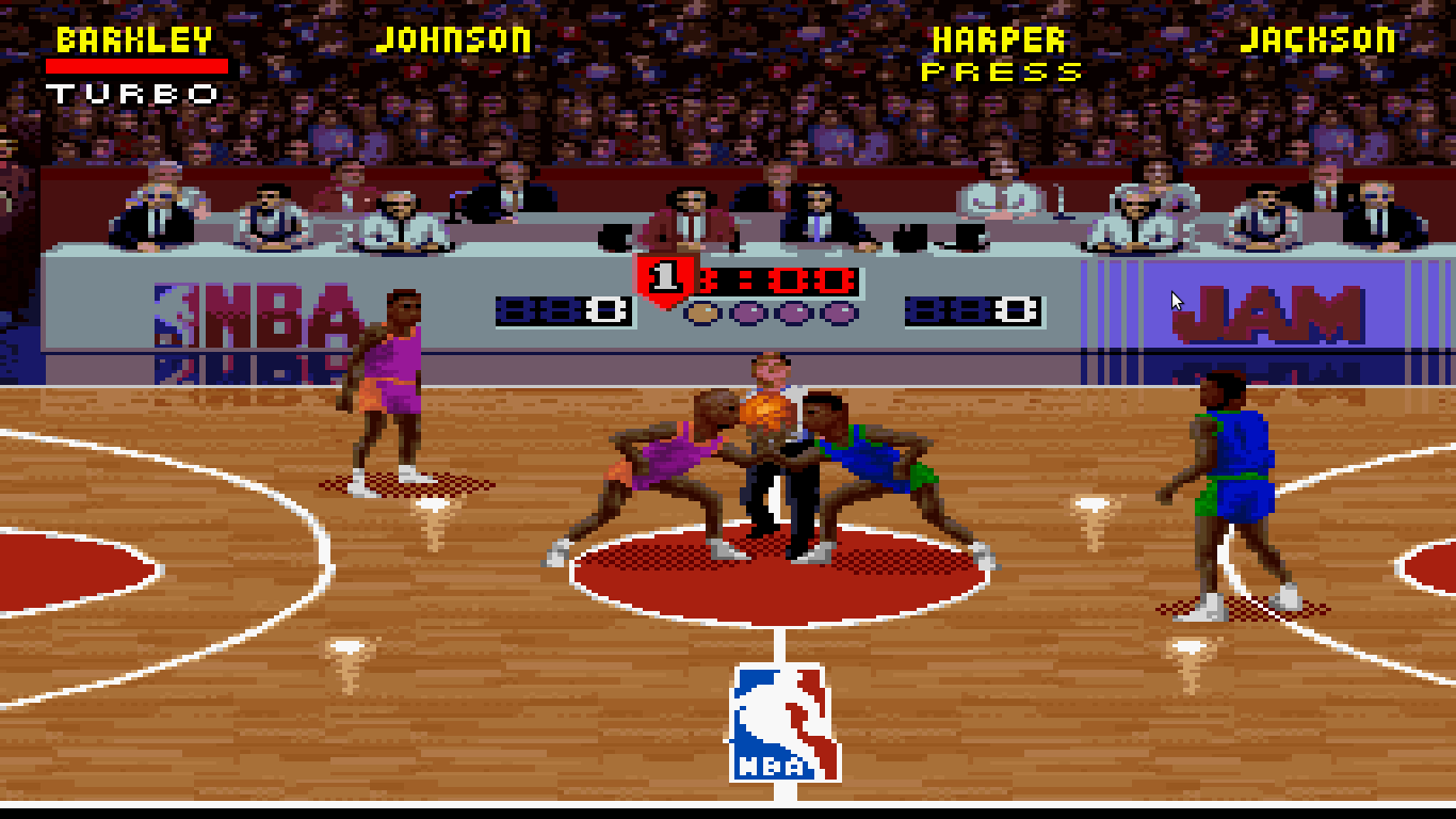 The RetroBeat: NBA Jam's big anniversary should be a celebration