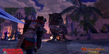 Neverwinter's Sword of Chult update launches on PlayStation 4 and Xbox One