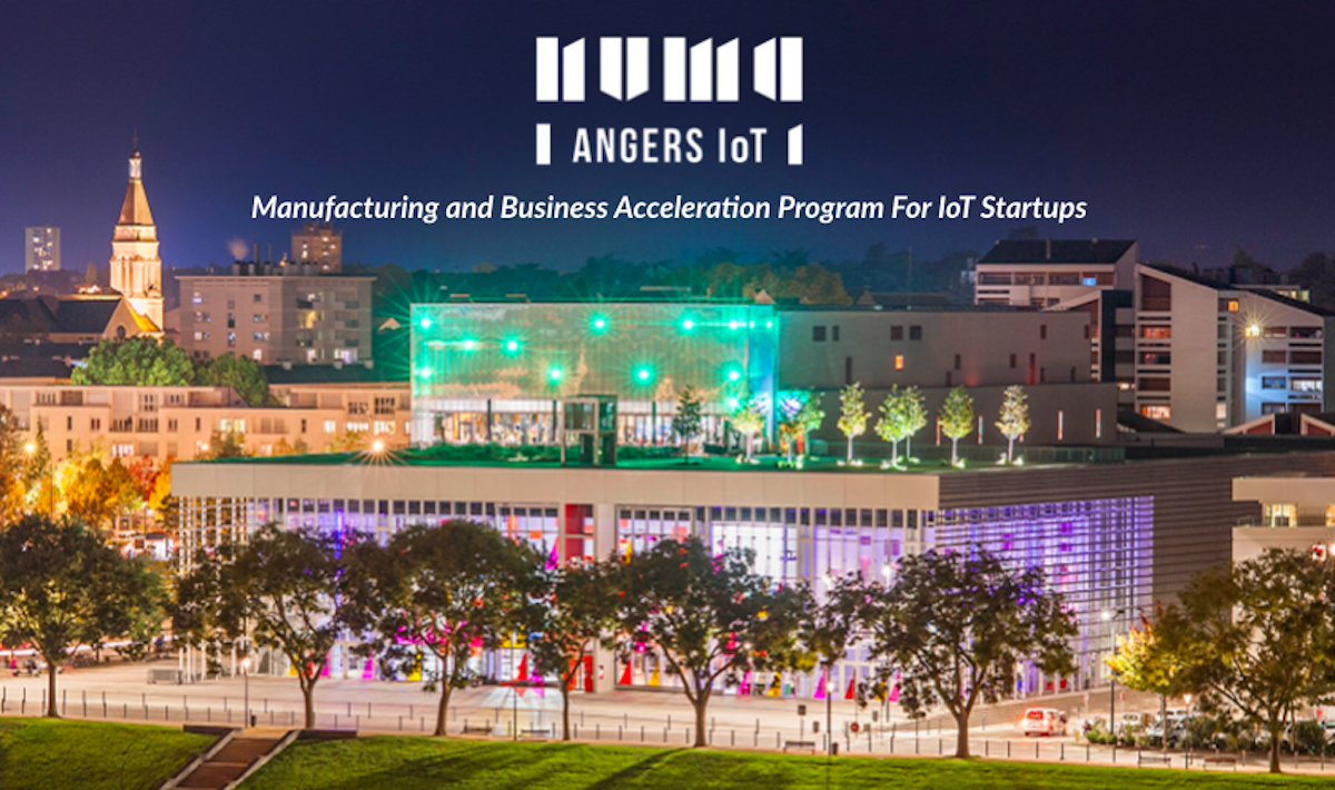 France's NUMA launches IoT accelerator in smart city Angers