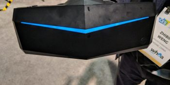 Pimax 8K VR headset hands-on: Stunning visuals have some nagging issues