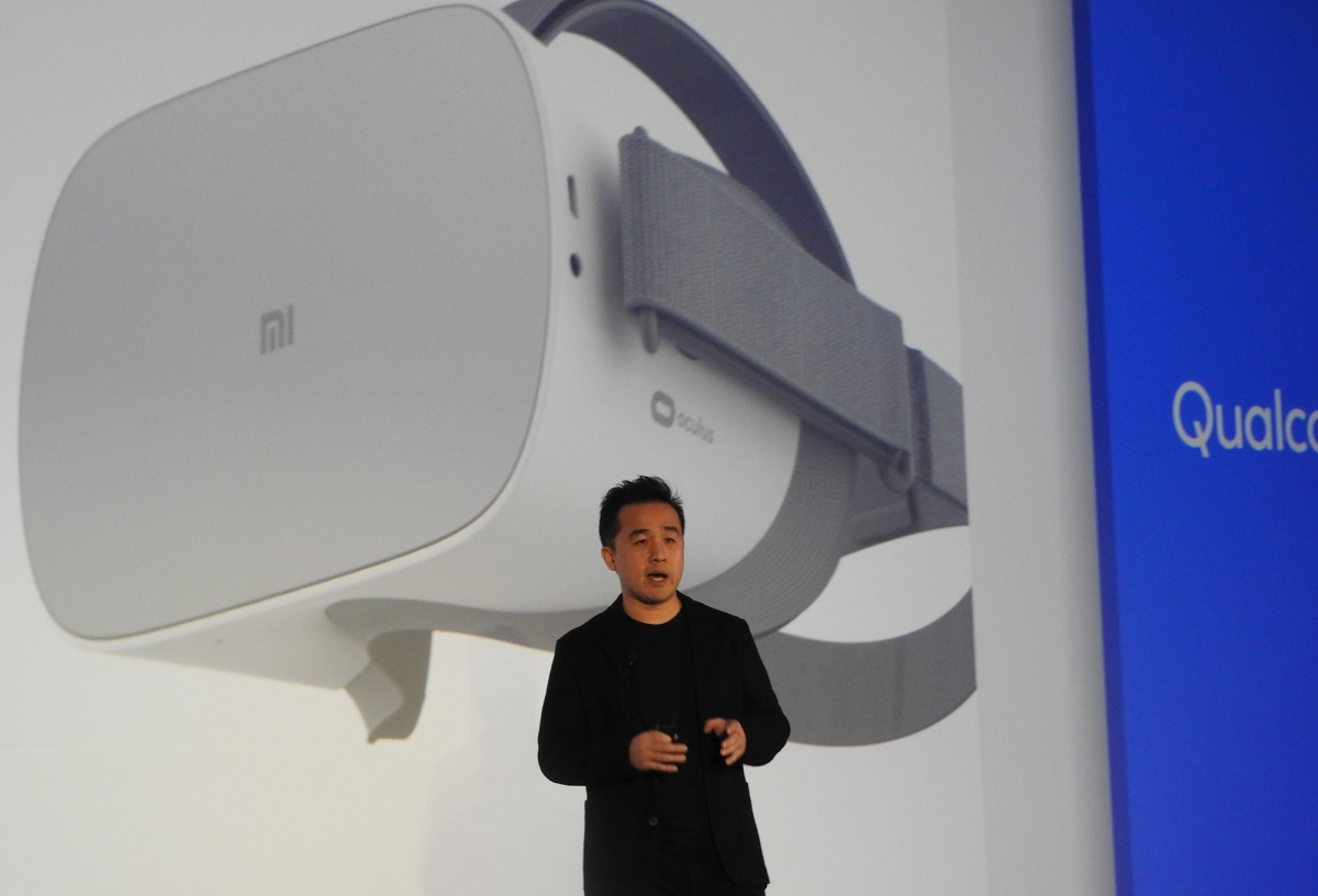 [CES 2018] The Oculus Go standalone VR headset is built by Xiaomi