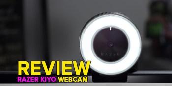Razer's Kiyo does livestreaming better than Logitech's popular C920