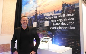 Rene Haas, EVP and president of the IP Products Group at Arm.