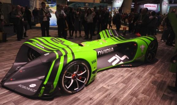 How Roborace plans to improve autonomous cars through racing
