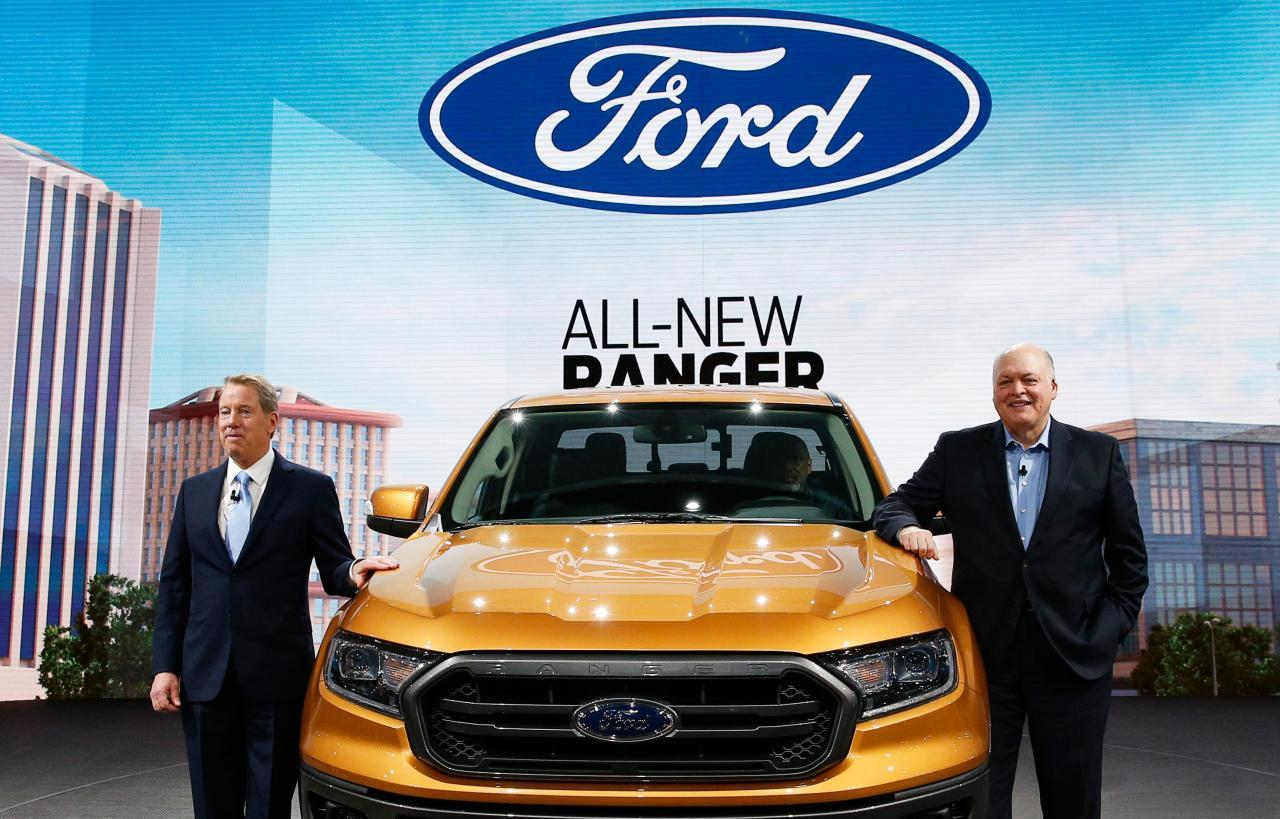 Ford To Increase Electric Vehicle Spend 11 Billion As It Plans 40 Ev Models By 2022