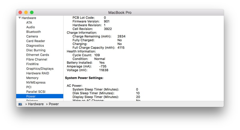 MacBook users claim Apple overstates standby battery life