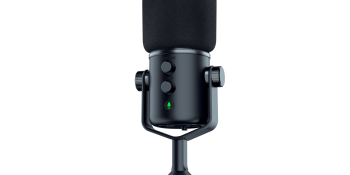 Razer's Seiren Elite mic attempts to deliver pro audio without the extra equipment